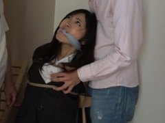 jp bondage girl- cop ayane 1