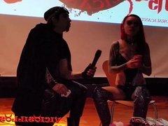 ALexia Dolla fakir show festival terror