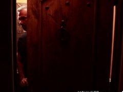 Karla Kush Turned on by Peeping Daddy