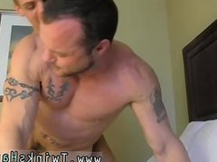 Getting jacked off while being fucked gay