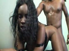 Bouncy Black Tits 12 - Scene 4