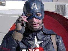 Digital Playground - Captain America: A XXX