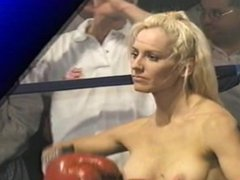 Bad Apple - Classic topless boxing 1
