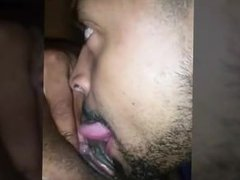 Pussy eating King