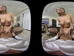 August Ames Virtual Reality fuck
