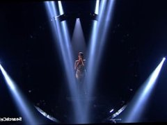 Nicole Scherzinger - Run X Factor 16-11-14
