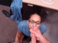 Latina Nurse Facial