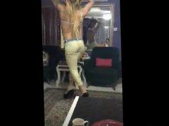 Periscope - antalyaa - Boobs show