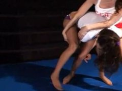 melany vs celeste star ring catfight
