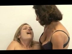 Older Woman Seduces Younger Woman