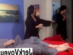 LadyVoyeurs - Lilly Romanski and Lola Knight