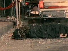 Silk stockings The black widow (1995)