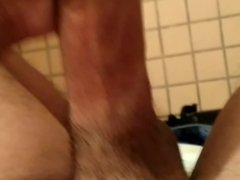 Having fun with big cum explosion at end!!!