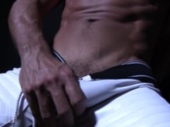 Adam Pearce Soccer Player Striptease Masturbation Erotic Men of Judas