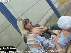 Fuck at the Bus Stop_ Amateur HD