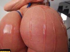 Big Tits Anal Gape