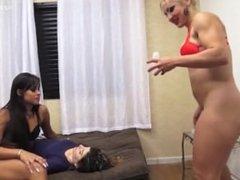 Fart humiliation 6 --- Lezdom