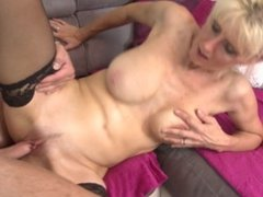 Hot Mature Loves Getting Naked and Fucking