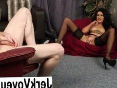 Girls watching masturbating