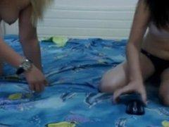 Two Hot Lesbian teens