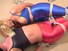 Bev Cocks and Kerrie Spandex and Vibrators