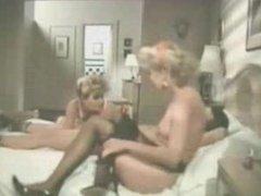 """""""Trashy Lady"""" (1985) Ginger Lynn, Amber Lynn, Tom Byron three way"""