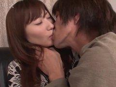 My Friend's GF, Yume Kato (Uncensored JAV)