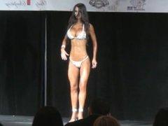 Bikini Open Tall Class 2015 NPC Miami Muscle Beach
