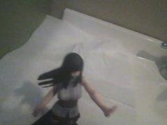 Semen on Figure Hinata Hyuga
