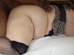 wife cumming again on bbc bull. last instalment