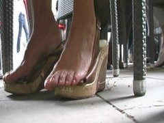 You Like Feet, I Notice Your Look 1