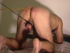 slave spank cbt