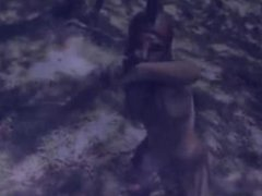 Amazon Warrior - Tickling - Preview
