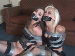 Double Tape Bondage