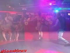 Soraya Wells y Amador Xtreme public sex show