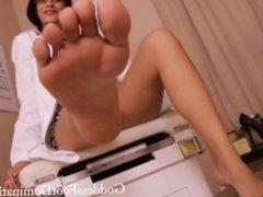 Feet JOI 3
