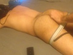 Slave Zulu 37 - Moaning and Squirming Getting Fucked by a Toy