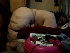 ssbbw fucked from behind