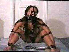 Slave girl bondage training