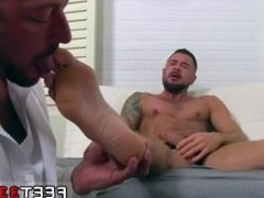 Gay sex movies large emo and porn twinks goth first time Dolf's Foot