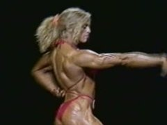 Female muscle Amazon Denise Rutkowski