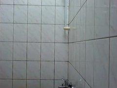 Shower at dorm