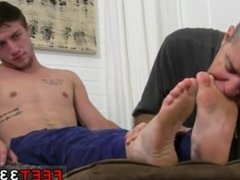 Teen indian male gay sex video and big ass gay sexy boy Logan's Feet &