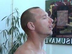 Amateur - Mature Bisex MMF - Deep Dildo Insertion