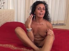Hot milf and her younger lover 17