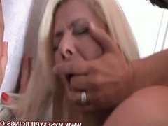 My Sexy Piercings Pussy pierced and tattooed German MILF fuc