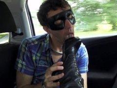 dirty boot licking 3zada