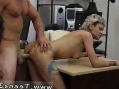 Teen amateur bukkake anal Fucking Your Girl In My PawnShop