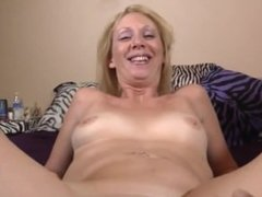 MILF Loves Big Latin Cock - First Audition!