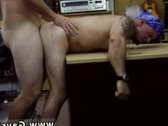 Older chubby gay bear shower nude daddy hairy Snitches get Anal Banged!